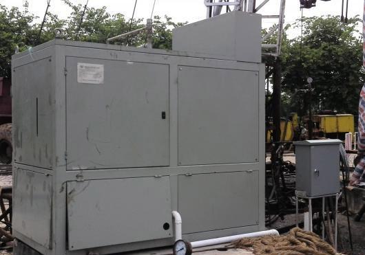 中石化广州山水新中2-1井应用无杆泵