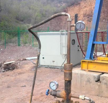 中石油华北油田Z2-053井应用无杆泵